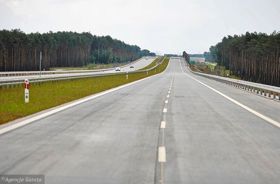 pomoc drogowa - droga ekspresowa s8