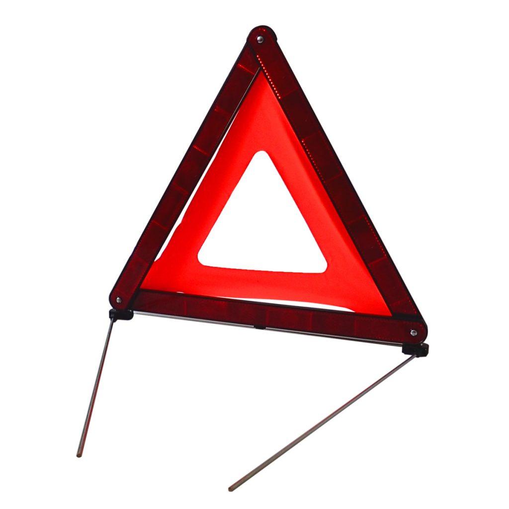trójkat ostrzegawczy obowiązkowe wyposażenie samochodu